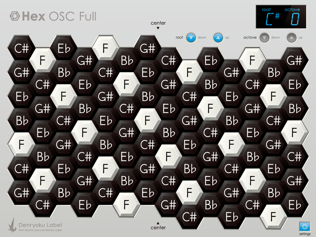 Forcetoscale Hex OSC Full Ver 1.5.0